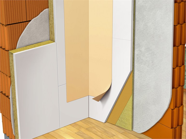 Isolamento termico pareti interne free isolamento pareti - Isolamento acustico interno ...